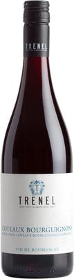 Вино красное сухое «Coteaux Bourguignons Trenel» 2014 г.