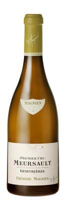 Вино белое сухое «Meursault 1er Cru Genevrieres Frederic Magnien» 2012 г.