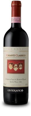 Вино красное сухое «Chianti Classico Geografico» 2014 г.