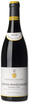 Вино красное сухое «Corton-Marechaudes Grand Cru Domaine Doudet» 2013 г.