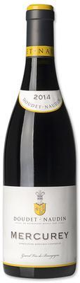 Вино красное сухое «Mercurey Doudet-Naudin» 2014 г.