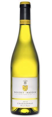 Вино белое полусухое «Chardonnay Doudet-Naudin» 2015 г.