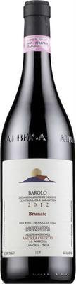Вино красное сухое «Andrea Oberto Barolo Brunate» 2012 г.