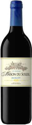 Вино красное сухое «Maison du Soleil Merlot»