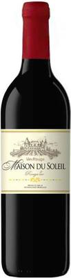 Вино красное сухое «Maison du Soleil Rouge Sec»