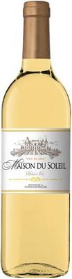 Вино белое сухое «Maison du Soleil Blanc Sec»
