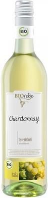 Вино белое сухое «BIOrebe Chardonnay»