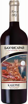 Вино столовое красное сухое «Каберне»
