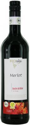 Вино красное полусухое «Merlot»