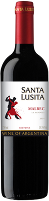 Вино красное сухое «Santa Lusita Malbec»