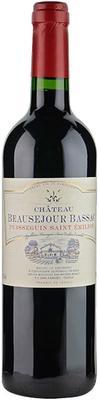 Вино красное сухое «Chateau Beausejour Bassac»