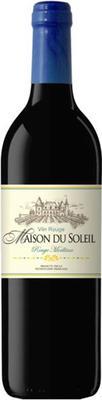 Вино столовое красное полусладкое «Maison du Soleil »