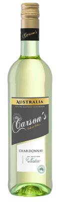 Вино белое сухое «Carson`s Chardonnay»