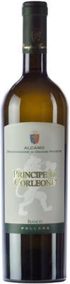 Вино белое сухое «Principe di Corleone Alcamo Bianco»