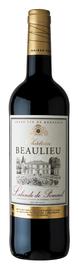 Вино красное сухое «Chateau Beaulieu Lalande de Pomerol»