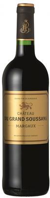 Вино красное сухое «Chateau du Grand Soussans»