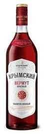 Напиток винный «Крымский винный завод Вермут Красный»