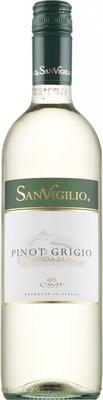Вино белое сухое «SanVigilio Pinot Grigio» 2016 г.
