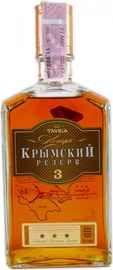 Коньяк российский «Крымский Резерв 3 звезды»