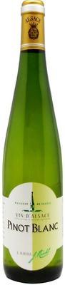 Вино белое сухое «Julien Riehl Pinot Blanc»