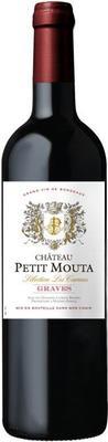 Вино красное сухое «Chateau Petit Mouta Selection Les Carmes»