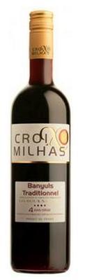 Вино красное сладкое «Croix Milhas Banyuls Traditionnel»