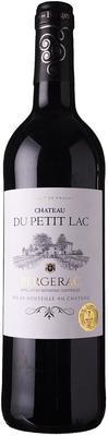 Вино красное сухое «Chateau du Petit Lac»