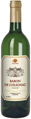 Вино белое сухое «Baron de Colignac»