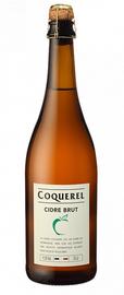 Cидр белый полусухой «Coquerel, 0.33 л»