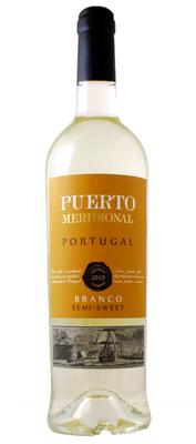 Вино белое полусладкое «Puerto Meridional Branco» 2015 г.