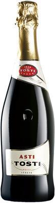 Вино игристое белое сладкое «Tosti Asti» набор из 3-х бутылок в подарочной упаковке