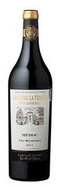 Вино красное сухое «Chateau La France Delhomme Cru Bourgeois»