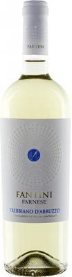 Вино белое сухое «Fantini Trebbiano d'Abruzzo» 2015 г.