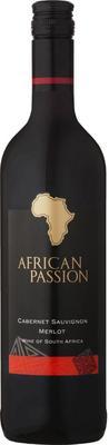 Вино красное полусухое «African Passion Cabernet Sauvignon Merlot» 2016 г.
