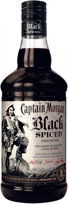 Ром «Captain Morgan Black Spiced»