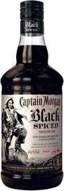 Ром «Captain Morgan Black Spiced»