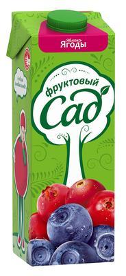 Сок «Фруктовый сад лесные ягоды, 1.93 л»