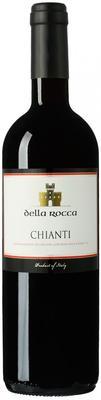 Вино красное сухое «Della Rocca Chianti» 2016 г.