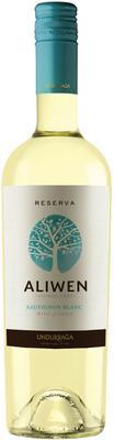 Вино белое сухое «Aliwen Sauvignon Blanc Reserva» 2016 г.