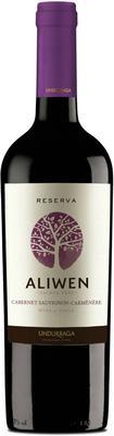Вино красное сухое «Aliwen Reserva Cabernet Sauvignon Carmenere» 2015 г.