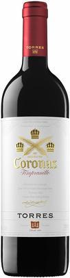 Вино красное сухое «Coronas Catalunya» 2014 г.