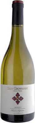 Вино белое сухое «San Giovanni della Sala Orvieto Classico Superiore» 2016 г.