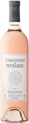 Вино розовое сухое «Commanderie de Peyrassol Cotes de Provence» 2016 г.