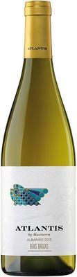Вино белое сухое «Atlantis Rias Baixas» 2016 г.