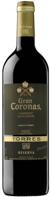 Вино красное сухое «Gran Coronas Penedes» 2013 г.