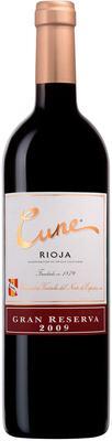 Вино красное сухое «Cune Gran Reserva Rioja» 2009 г.
