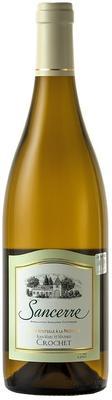 Вино белое сухое «Jean-Marc Crochet Sancerre» 2016 г.
