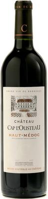 Вино красное сухое «Chateau Cap l'Ousteau Haut-Medoc» 2013 г.