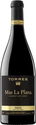 Вино красное сухое «Mas La Plana Penedes» 2012 г.