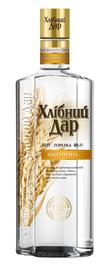 Водка «Хлебный Дар Пшеничная»
